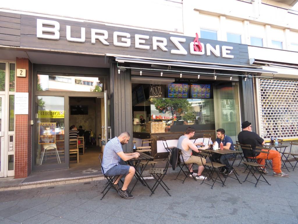 Burgerzone Maaßenstraße, Berlin W 30, Schöneberg, Nollendorfplatz