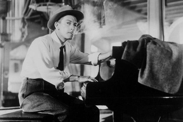Tom Waits großes Vorbild Hoagy.