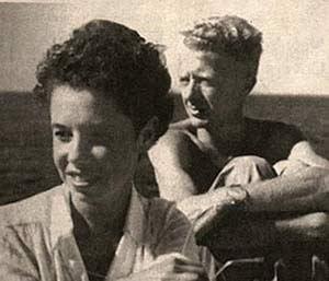 Jane und Paul Bowles